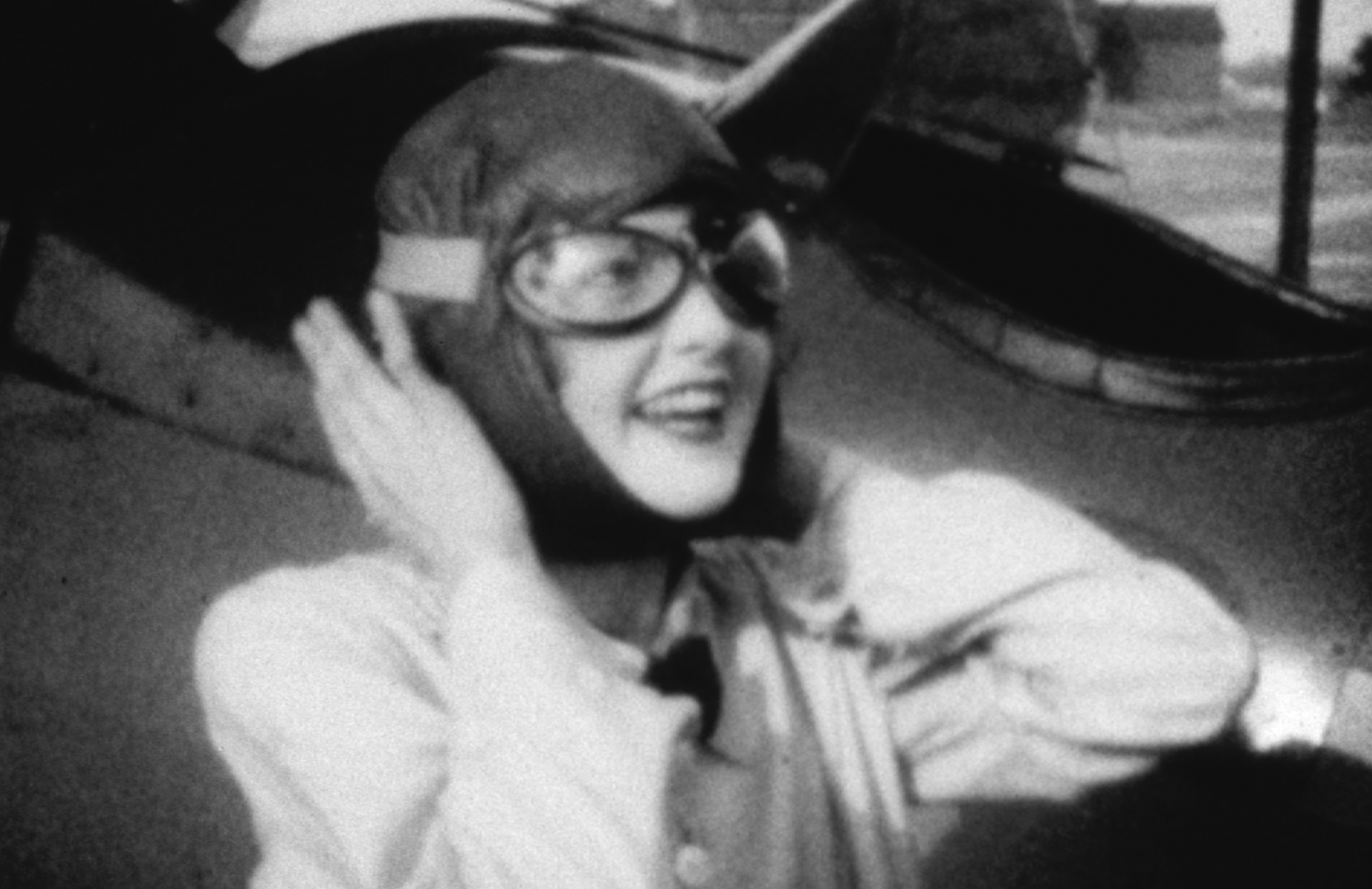 Still from Fly Low Jack, and the Game