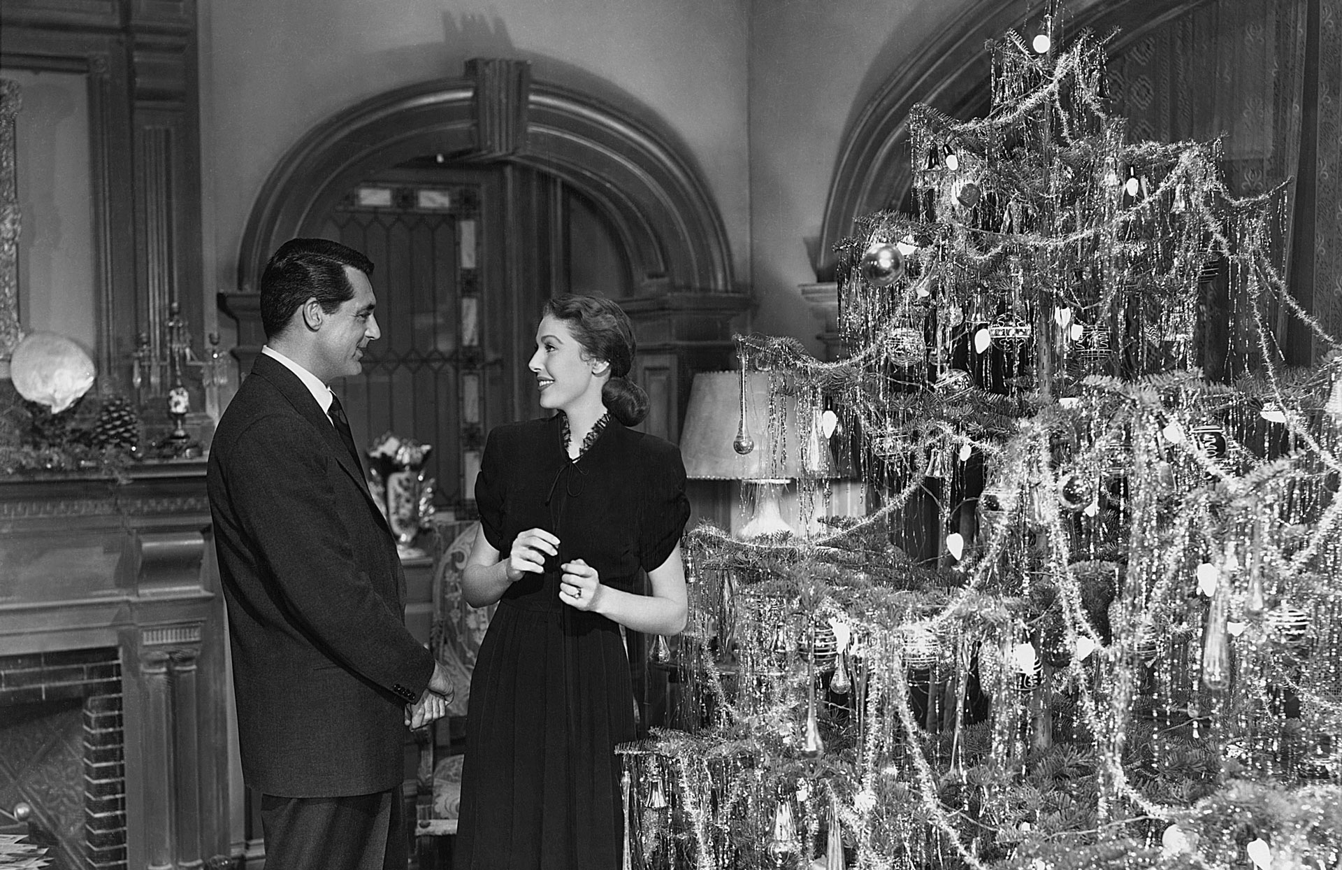The bishop 39 s wife george eastman museum for Classic christmas films black and white
