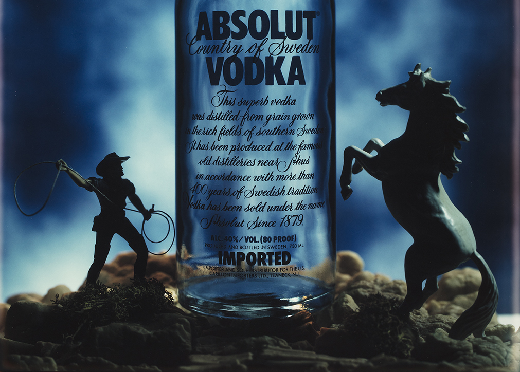 Levinthal Absolut Ad