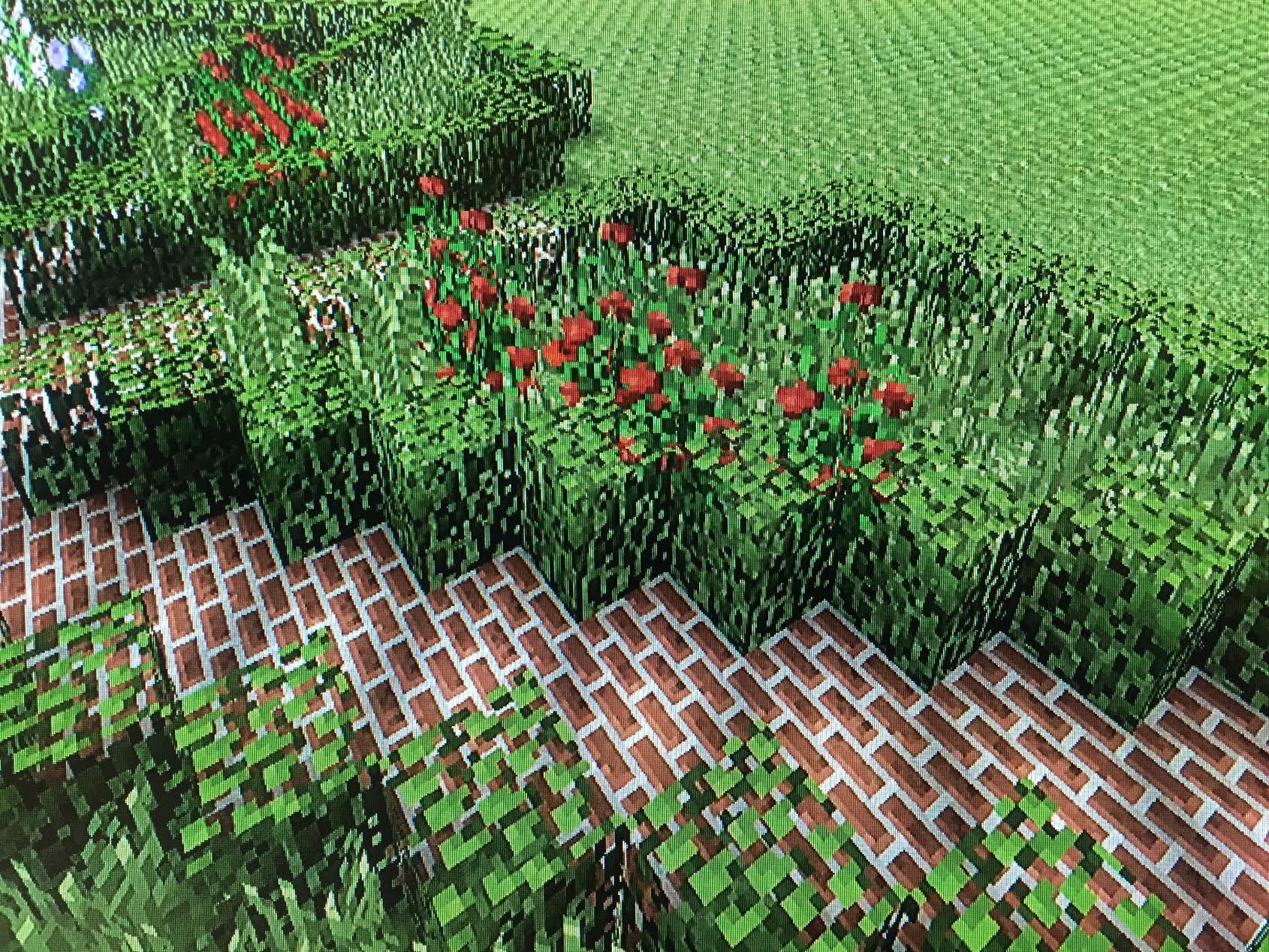 Building The George Eastman Museum In Minecraft George Eastman