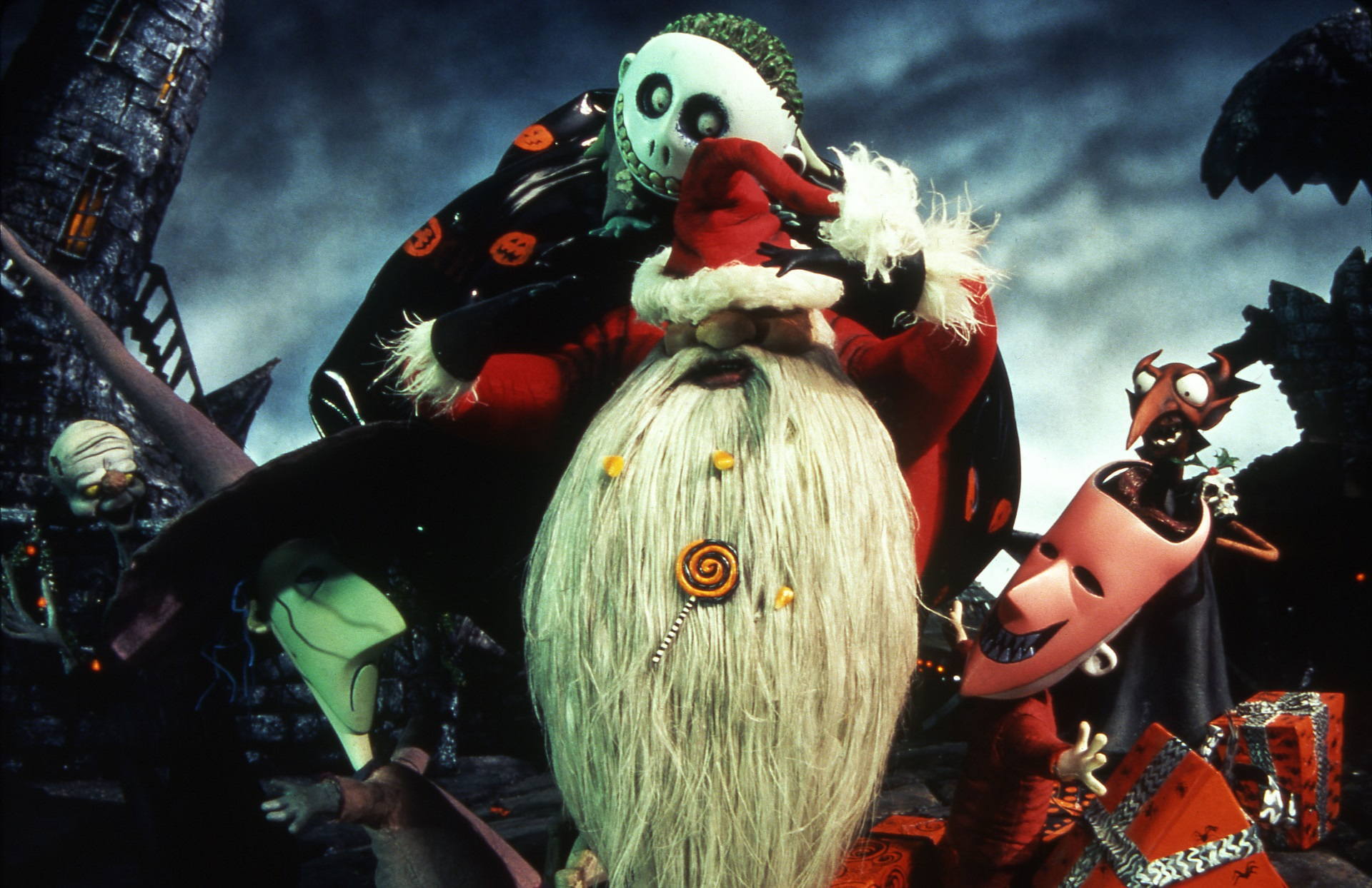 the nightmare before christmas - Who Directed Nightmare Before Christmas