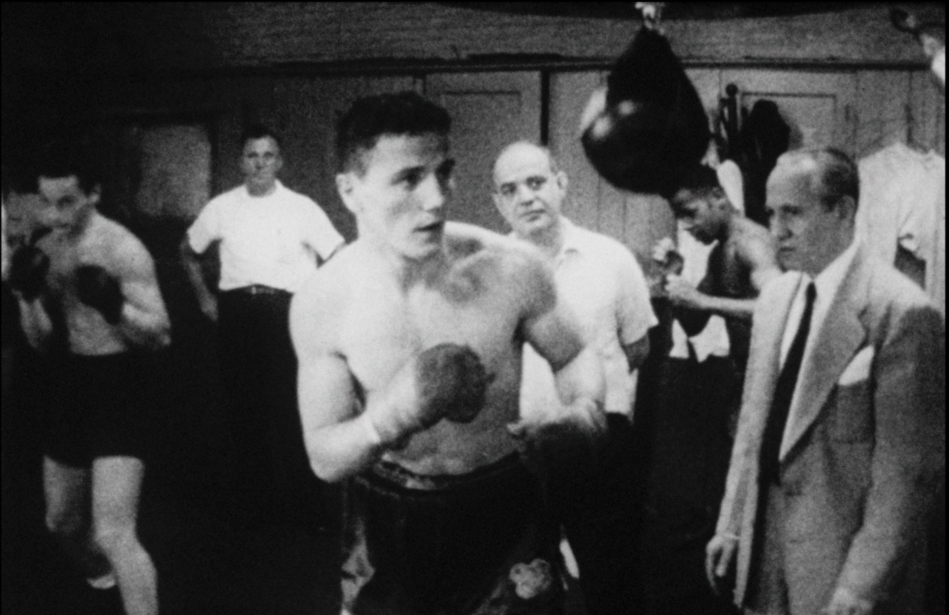 Still from Young Fighter
