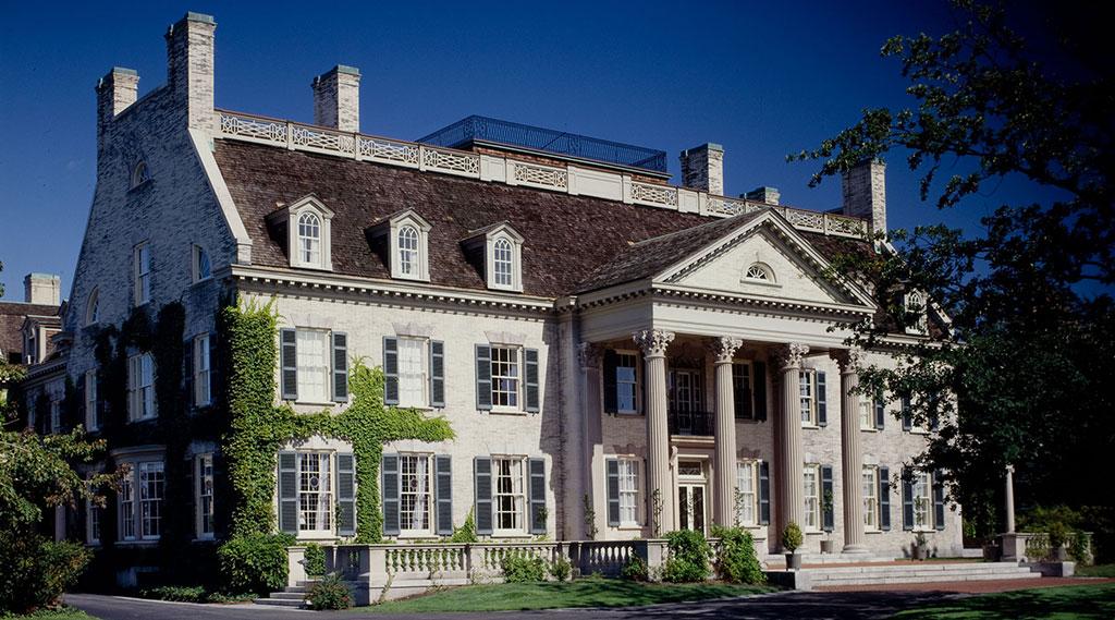 Beautiful George Eastman Museum