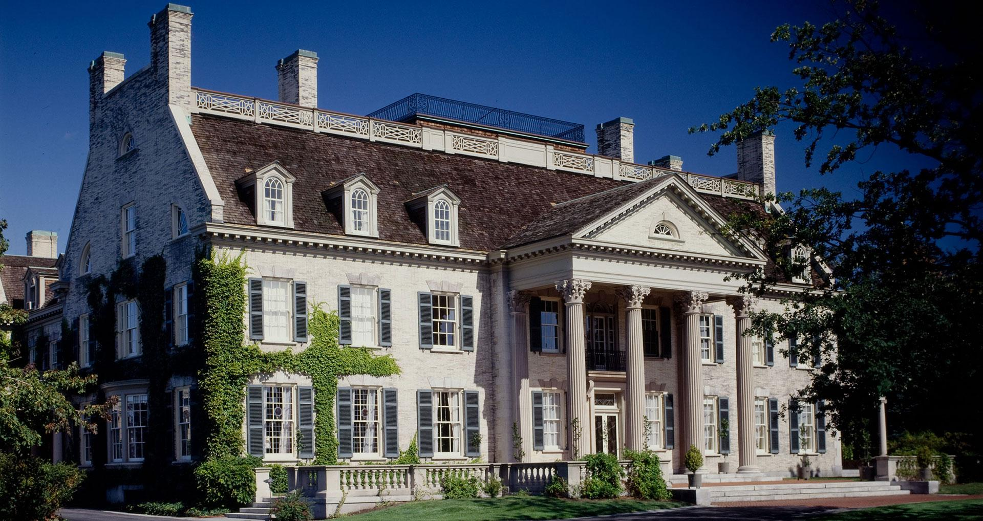 George Eastman's historic mansion