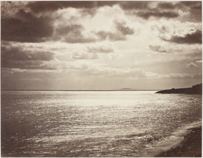 Photograph by Gustave Le Gray