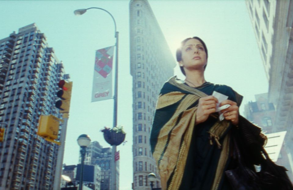 Still from ENGLISH VINGLISH 1