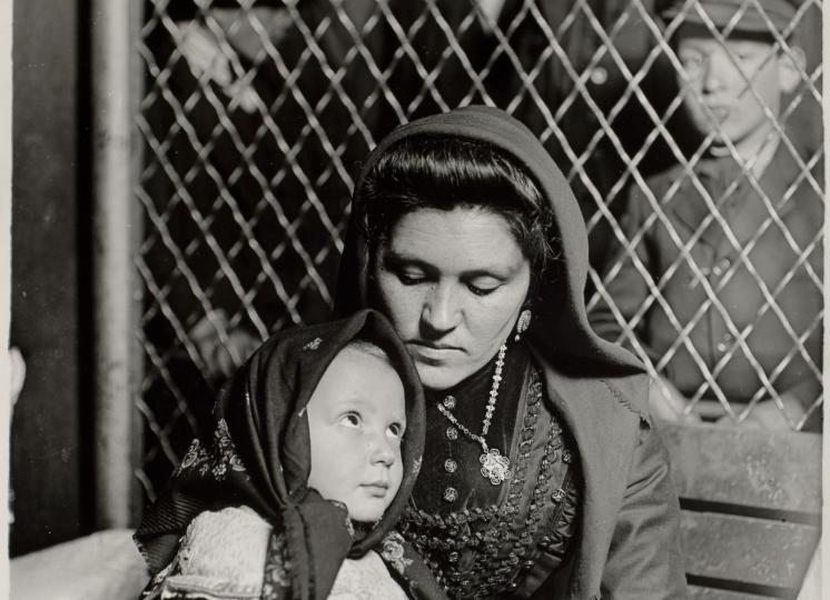 Photograph by Lewis Hine