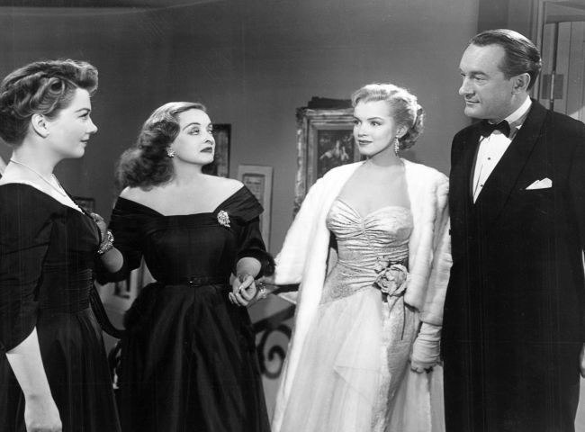still from All About Eve