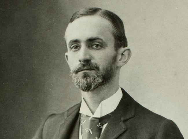 Photograph of George Eastman