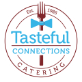 Tasteful Connections Catering Logo