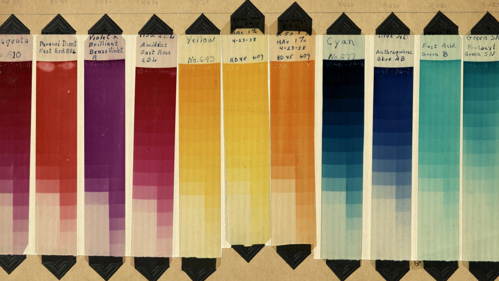technicolor online research archive george eastman museum